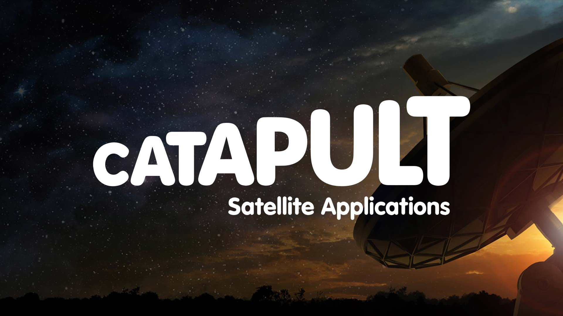 Satellite Applications Catapult Space Organisation Partner