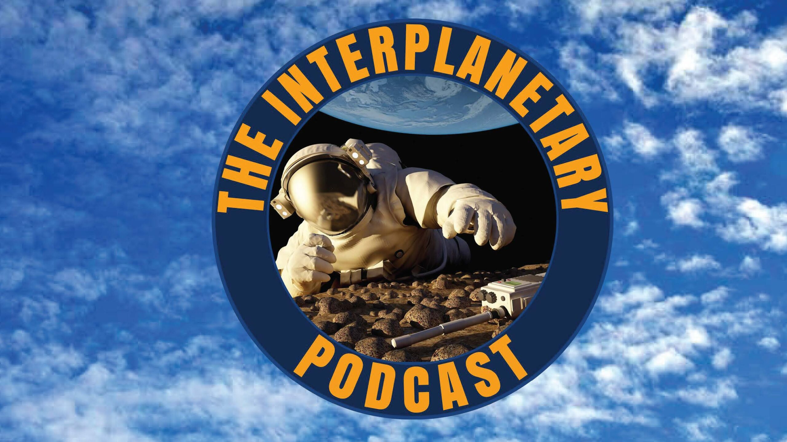 The Interplanetary Podcast Space Organisation Partner