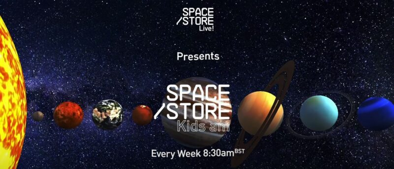 space store live kids am