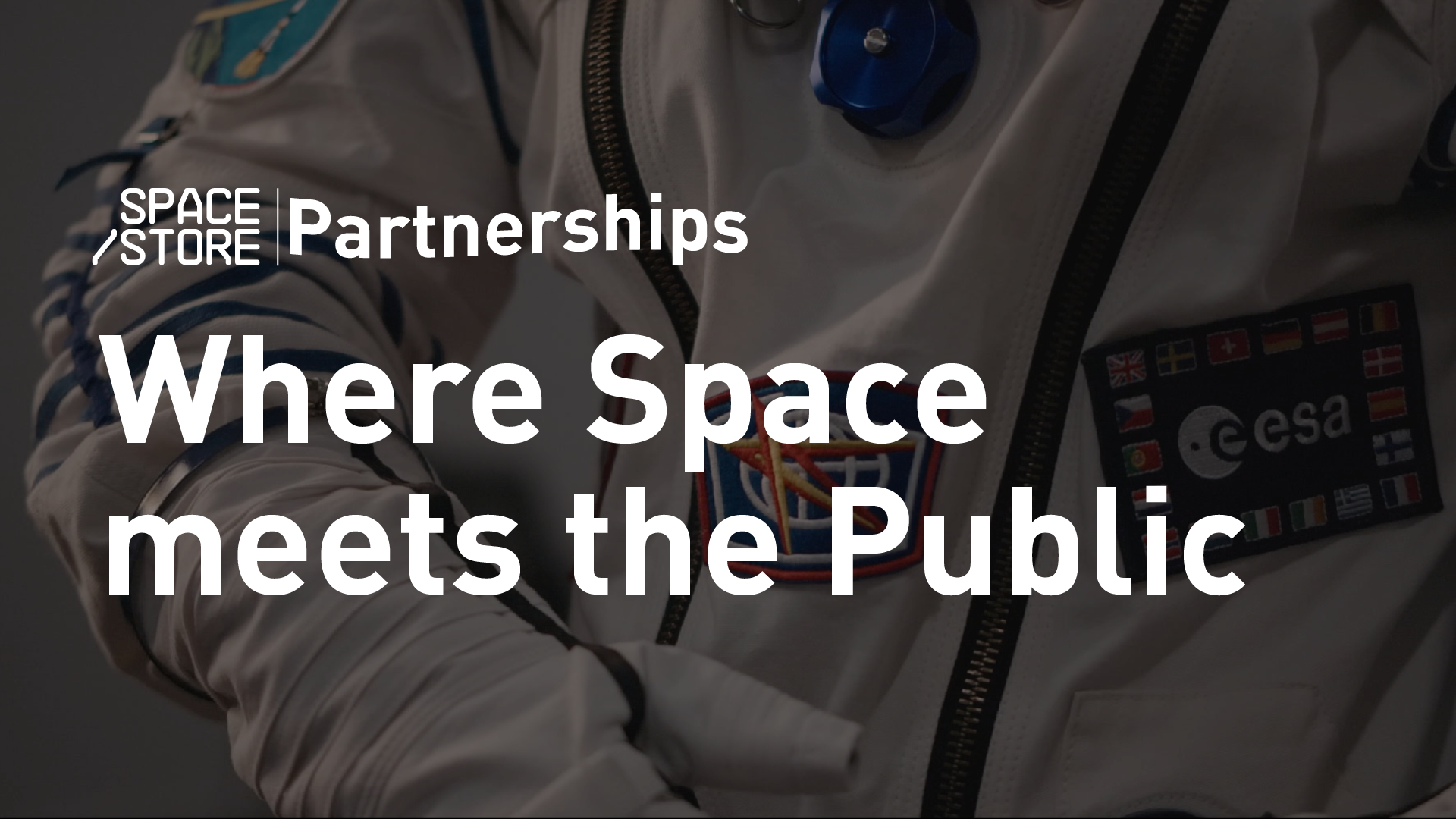 Space Partnerships